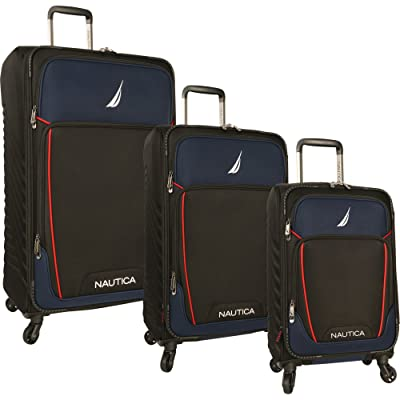 Nautica 3 Piece Expandable Spinner Set 2