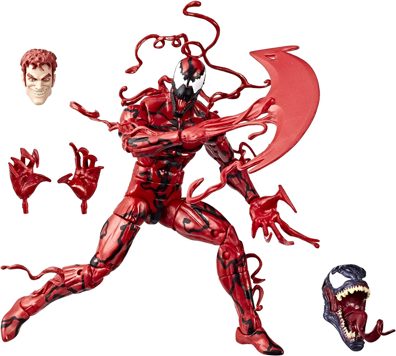 "Marvel Legends Venom Series 6/"" CARNAGE Action Figure NEW BOX DMG"