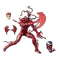 Marvel Figura Carnage Venom Legends, 6 Pulgadas