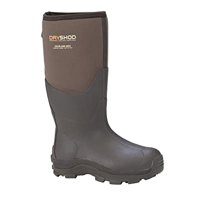 Dryshod Overland Max Men's Hi Extreme-Cold Conditions Sport Boot OVM-MH-KH | Hiking Boots