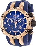 Invicta Men's 10831 Venom Reserve Chronograph Blue Dial Watch