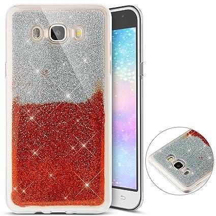 Funda Carcasa de silicona para Samsung Galaxy J7 2016 ...