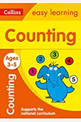 Counting Ages 3-5: Prepare for Preschool with easy home learning (Collins Easy Learning Preschool) Kindle Edition