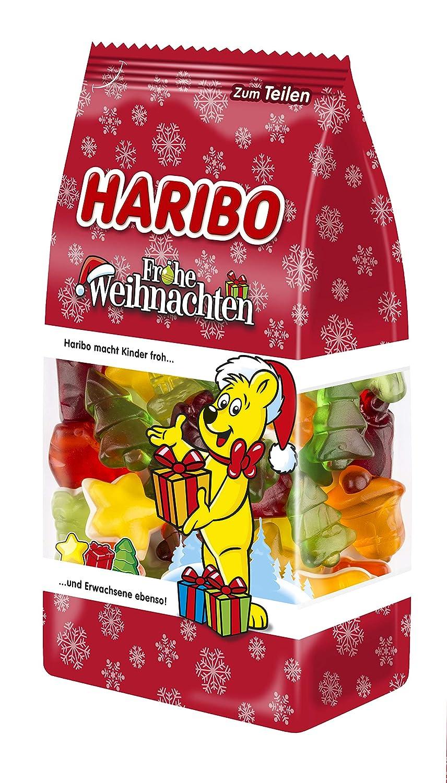 Frohe Weihnachten Ungarisch.Haribo Frohe Weihnachten 300 G Amazon De Lebensmittel