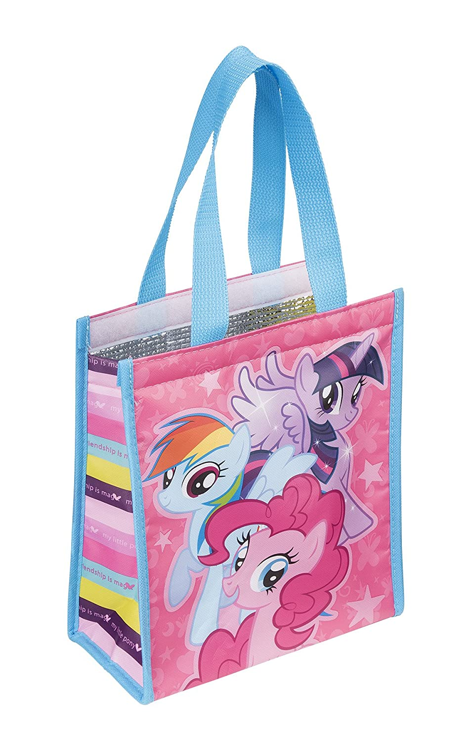 Tote Bag  My Little Pony  Insulated Hand Purse New Licensed 42074