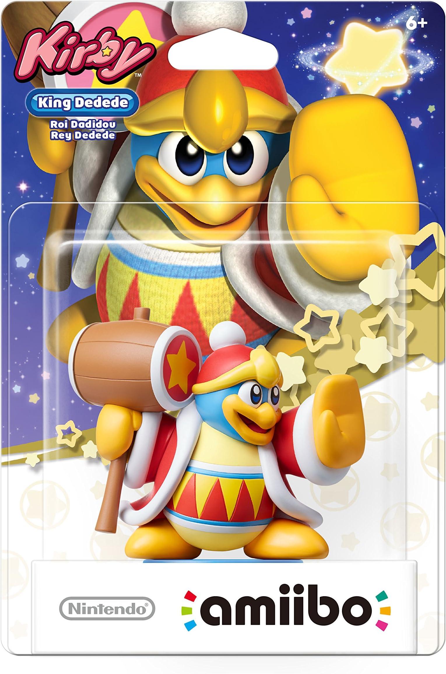 Amazon.com: King Dedede amiibo - Nintendo 3DS: Amiibo King ...
