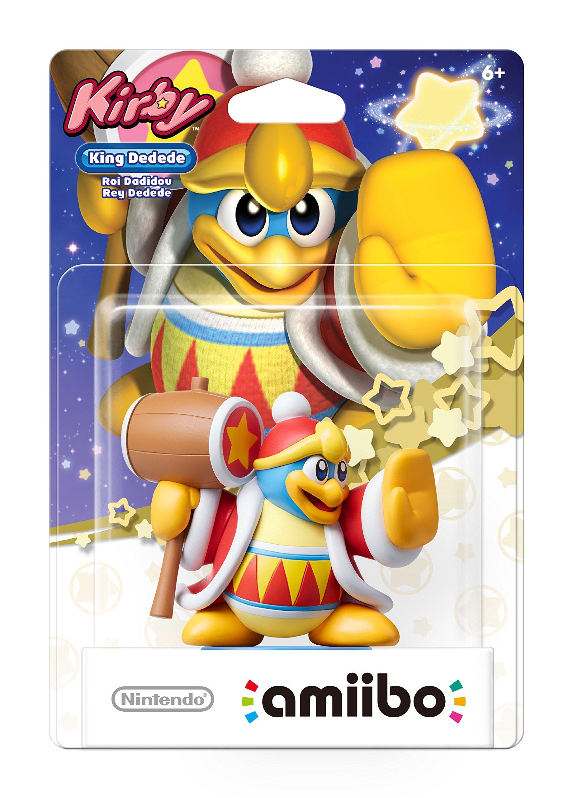 King Dedede amiibo - Nintendo 3DS
