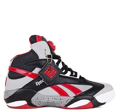 db2440e6da2f5 Reebok Shaq Attaq M40173 Men UK 8: Amazon.co.uk: Shoes & Bags