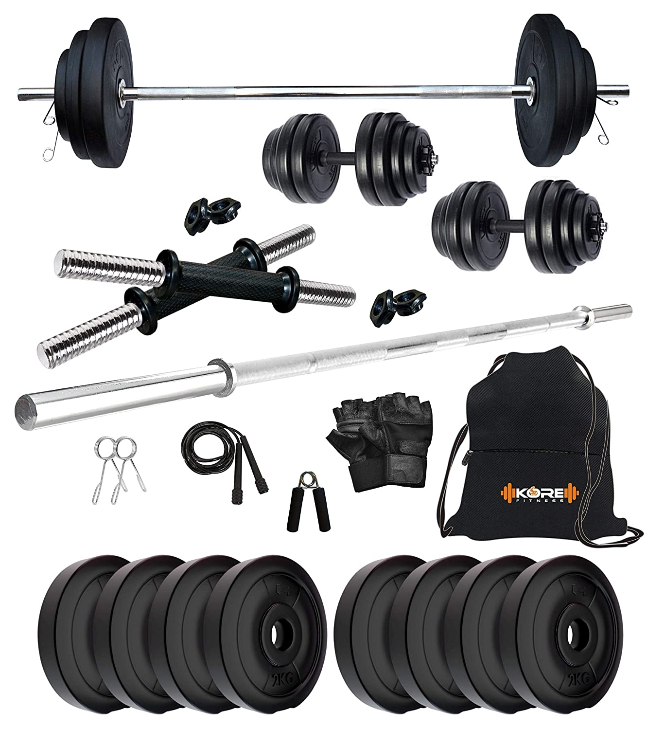 Kore Home Gym Set