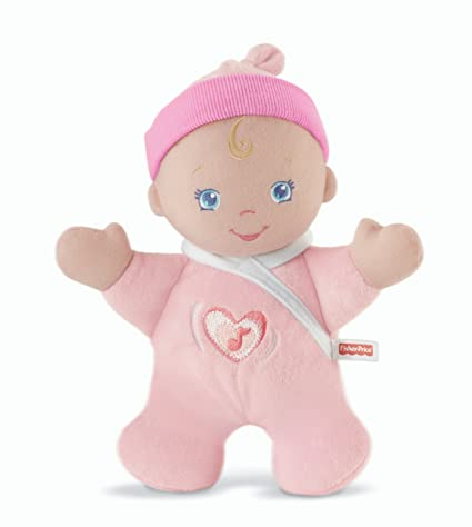 Amazon.com: Fisher-Price Brilliant Basics Hug n Giggle bebé ...