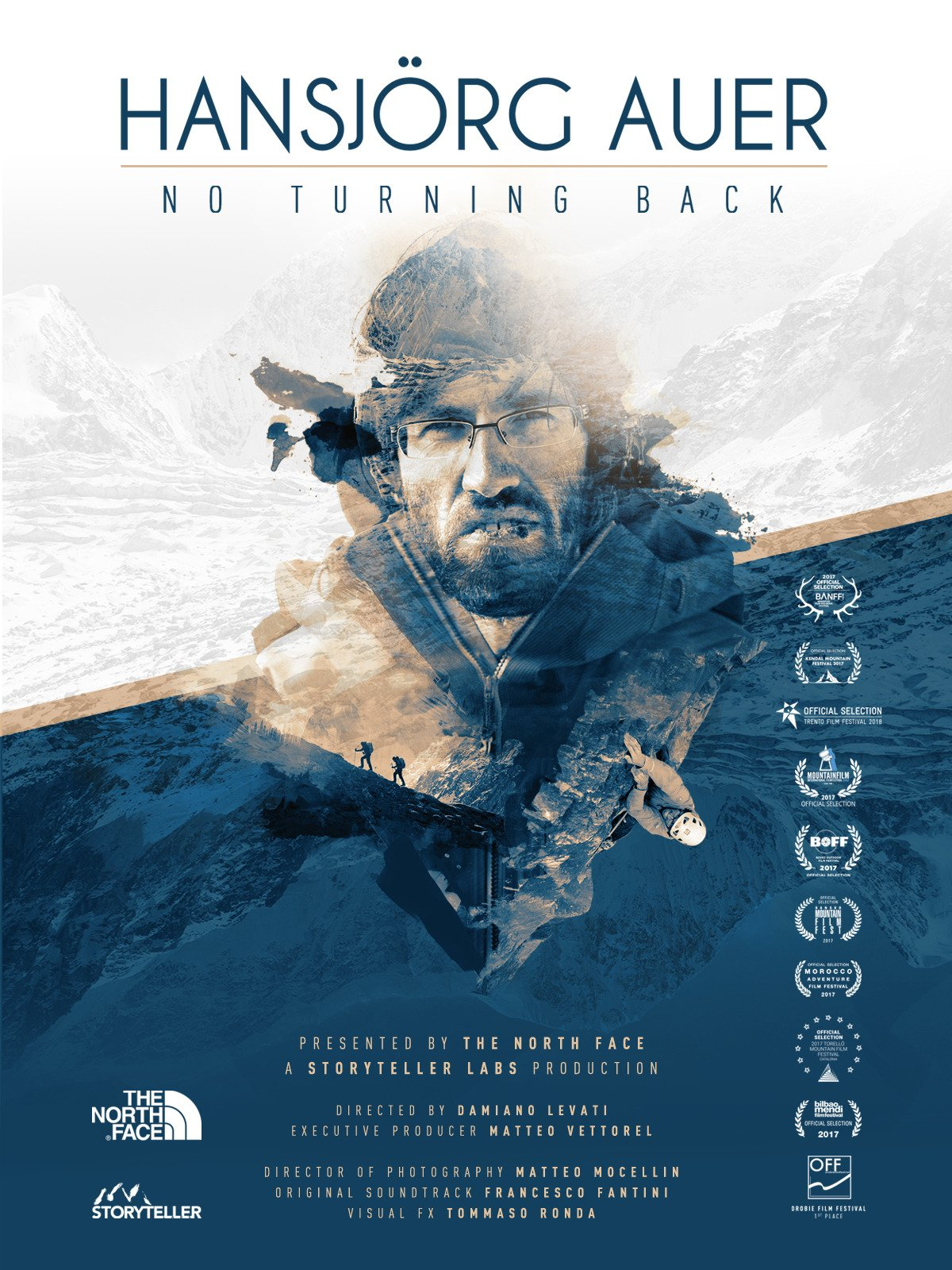 Hansjörg Auer - No Turning Back on Amazon Prime Video UK