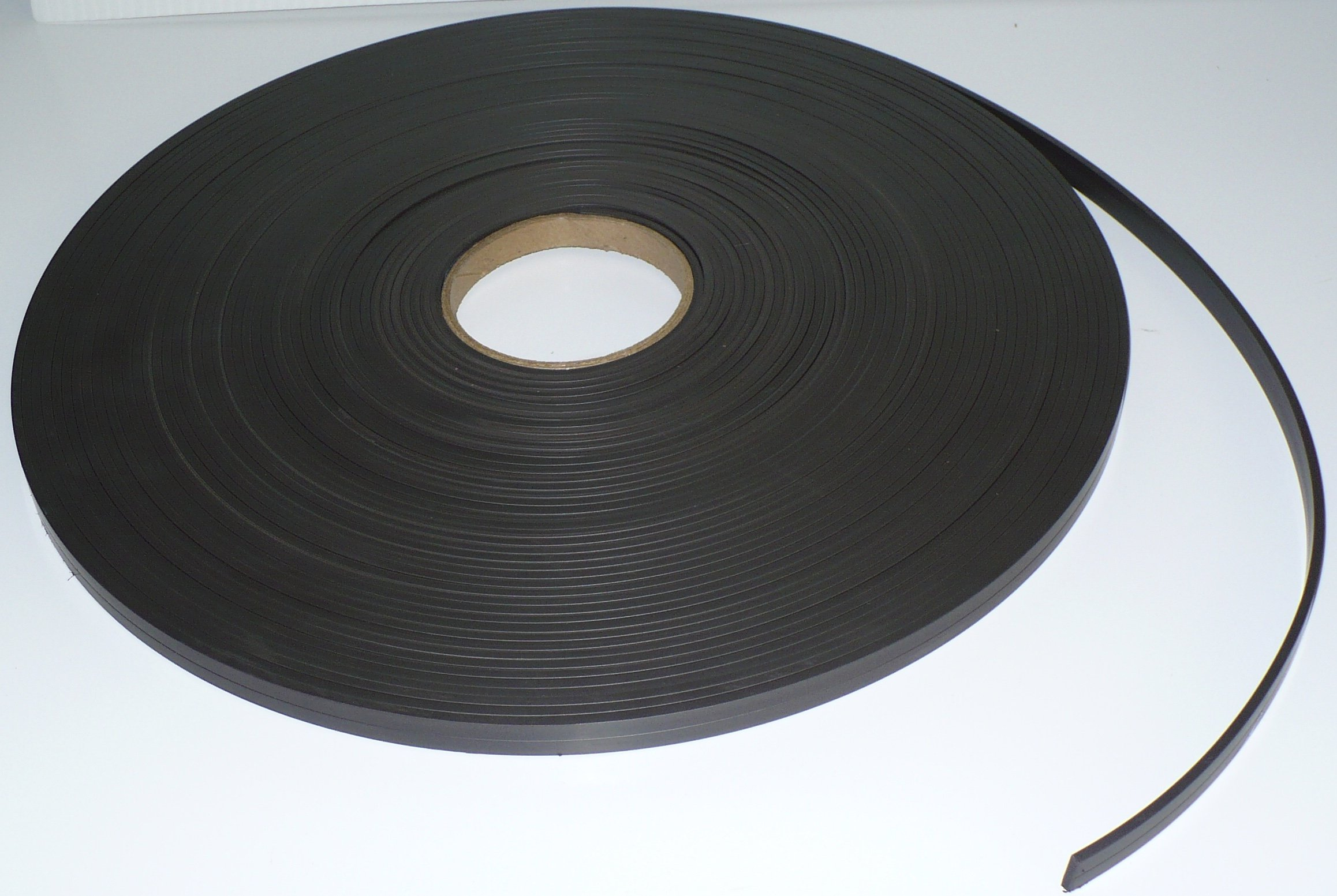 .5'' X 100' - 120 mil Plain Magnetic Strip Roll by Discount Magnets