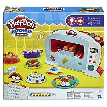 Play-Doh - Pata a modelar Estuche de Horno mágico: Amazon.es ...