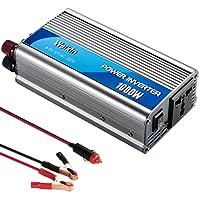 Spannungswandler 1000W Wechselrichter DC 12V auf AC 220V Power Inverter Converter