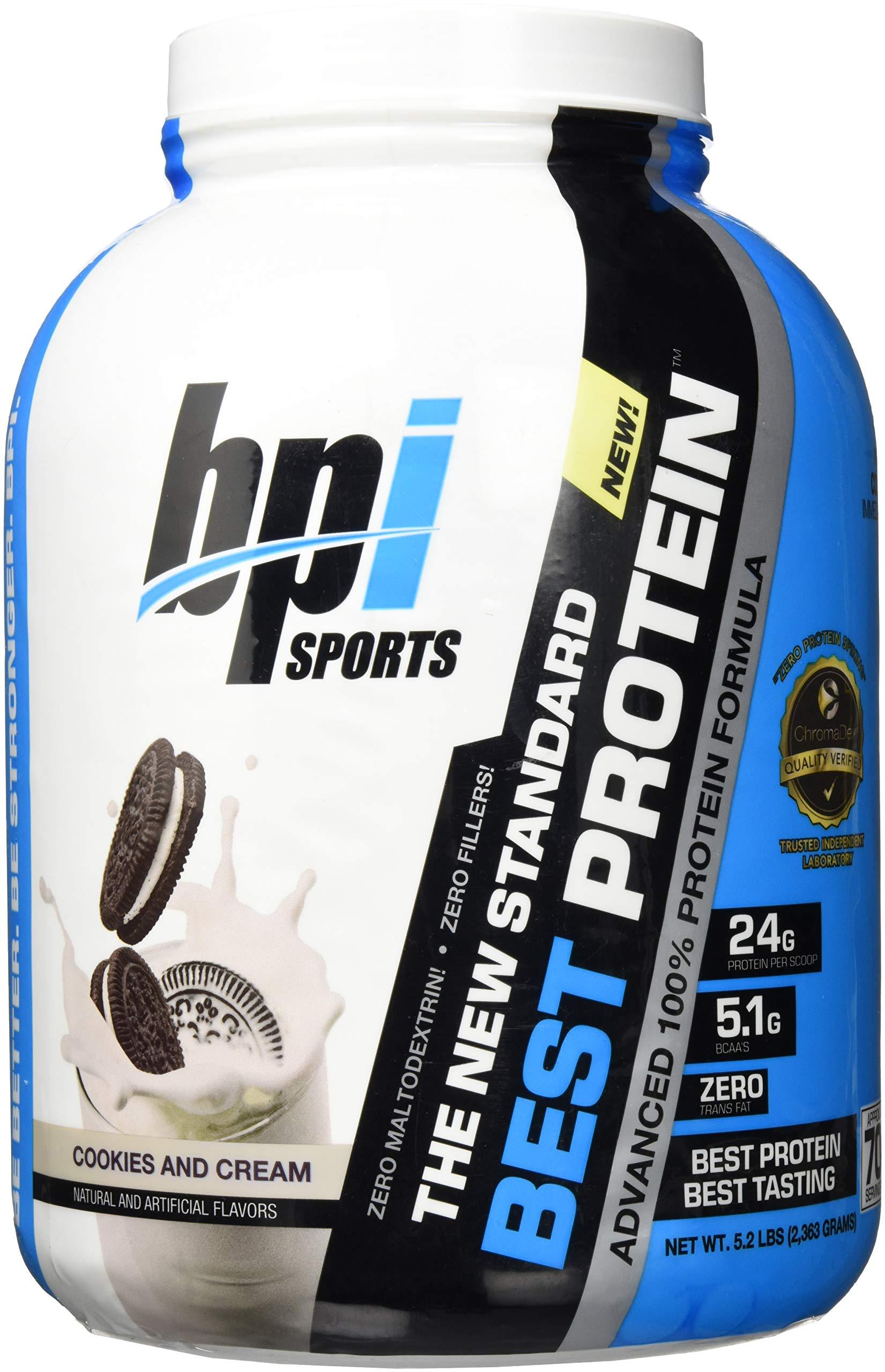 Bpi Sports Best Protein Sports Supplement, 2.27 kg