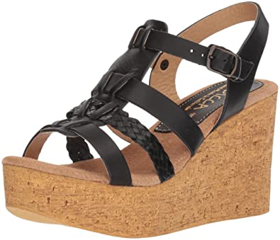 6c658b1fdc42 Sbicca Women s Pluto Wedge Sandal