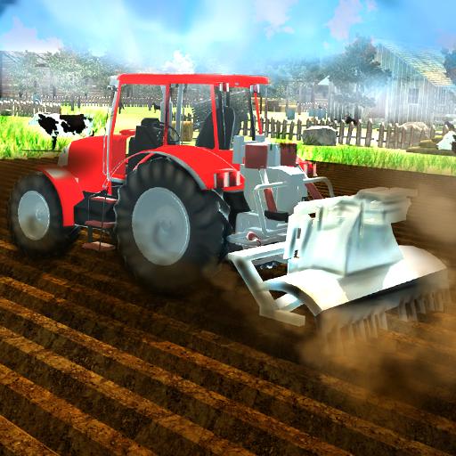 Harvesting Season 3D Farmer Simulator