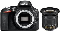 Nikon D5600 KIT inkl. AF-P DX Nikkor 10-20 mm 1:4.5-5.6G VR