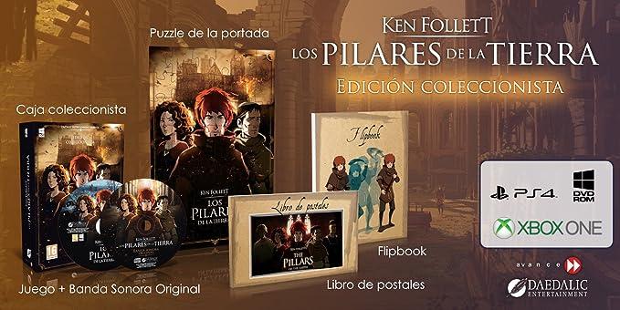 Los Pilares De La Tierra - Edición Coleccionista: Amazon.es ...