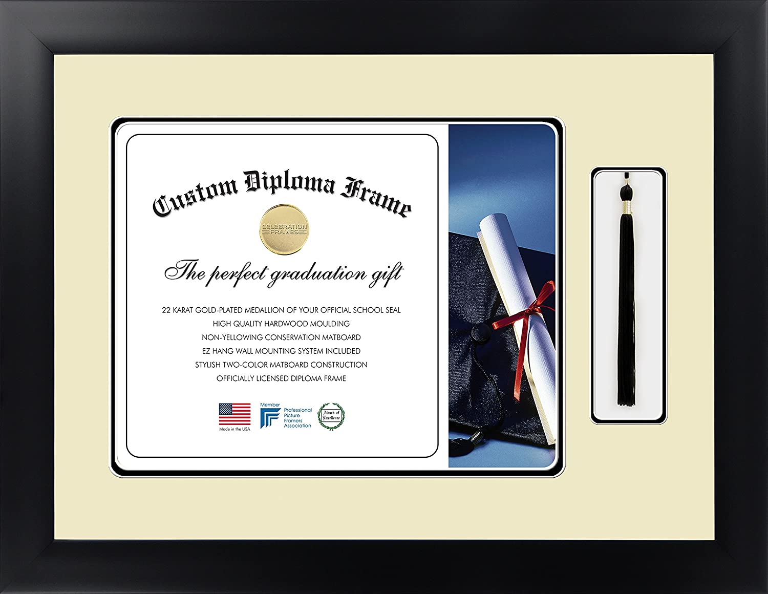 Nice Harvard Business School Diploma Frame Component - Frame Photo ...