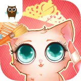 Cute: My Virtual Pet - Kitten Care, Bath, Cleanup & Makeover