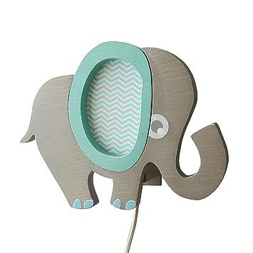 Wandlampen Für Kinderzimmer | Clevere Kids Kinder Wandlampe Alle Meine Tiere Holz Handarbeit A