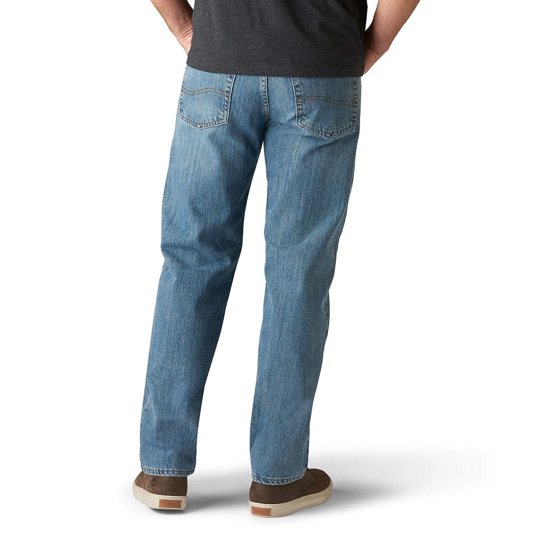 0d68ea8a444 LEE Men s Regular Fit Straight Leg Jean at Amazon Men s Clothing store
