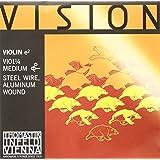 Vision ヴィジョン ヴァイオリン弦 E線 アルミ巻 VI01 1/4
