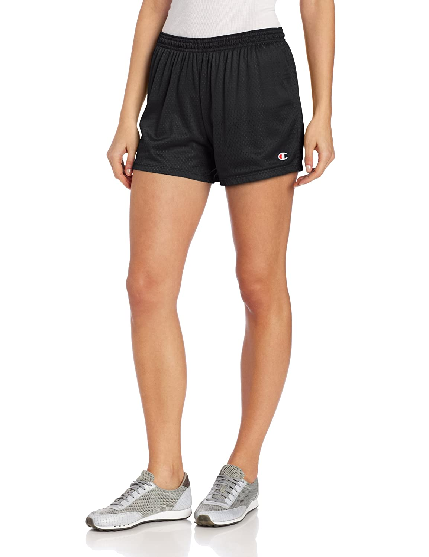 TALLA US Women's 2XL (Wms Size 20-22). Champion Mujer de luz de Malla Pantalones Cortos