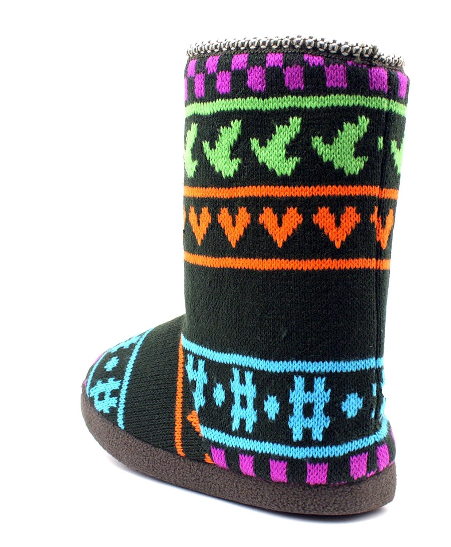 Luckers Girls Slipper Boots A