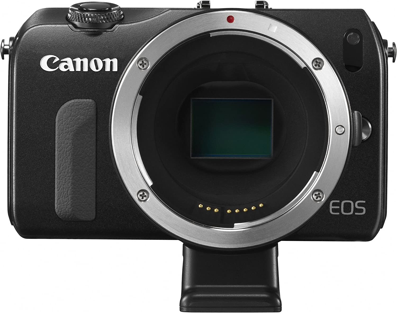 New White Box International Version, No Warranty Canon EF-M Lens Adapter Kit for Canon EF//EF-S Lenses 6098B002