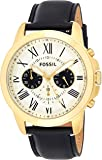 Fossil Mens Grant Sport Leather - FS5268
