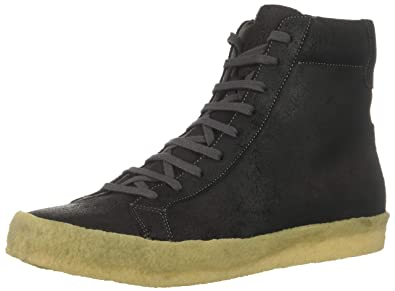 3b16ef5f48c TCG Men Apache Crepe High Top Sneaker Rubber Sole