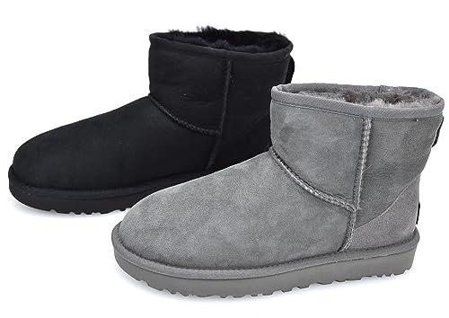 UGG Australia Botines EN el Tobillo Para Mujer Art. W Classic Mini II 1016222 W: Amazon.es: Zapatos y complementos