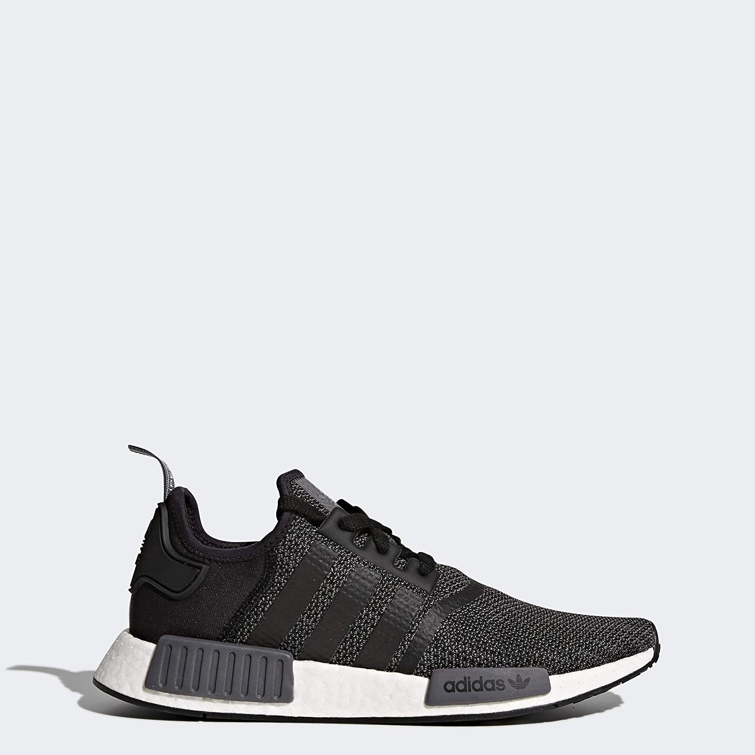 adidas NMD_R1 Shoes Men s, Black, Size 8.5