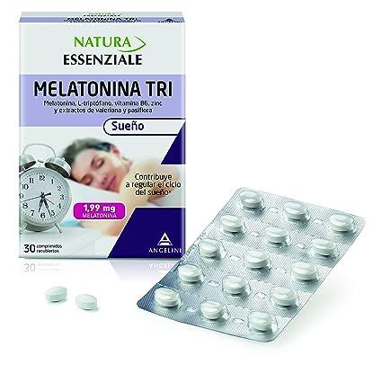 Melatonina Tri - 30 Comprimidos: Amazon.es: Salud y cuidado personal