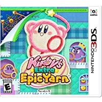 Kirby's Extra Epic Yarn Standard Edition for Nintendo 3DS