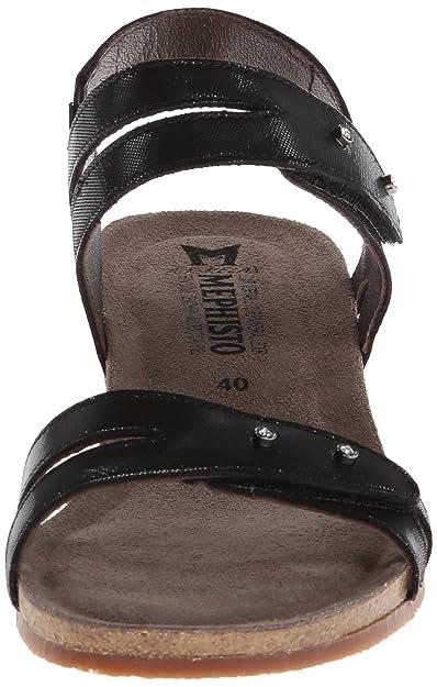 c4aca254c4b Amazon.com | Mephisto Women's Minoa Sandal | Platforms & Wedges