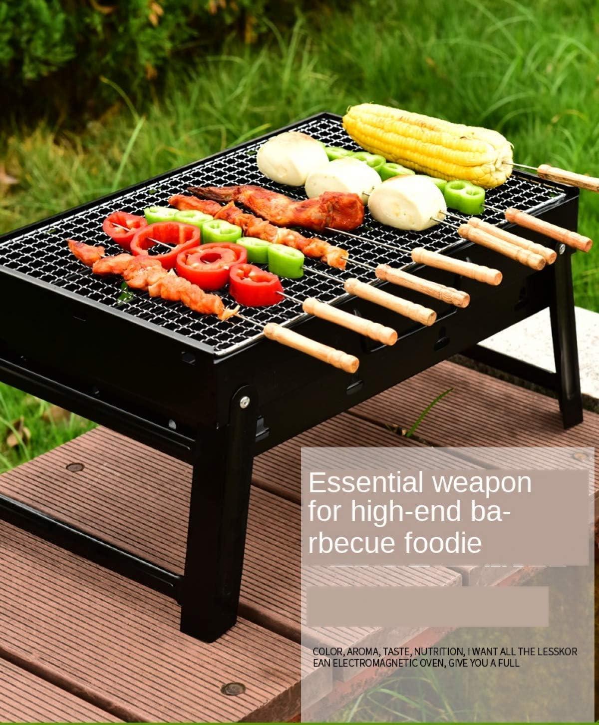 JINGJIU Factory Direct Portable Folding Grill Barbecue Grill ...