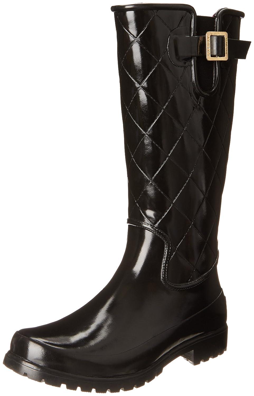 Sperry Top-Sider Women's Pelican Black Quilted Rain Boot B00MA0FLFC 10 B(M) US|Black