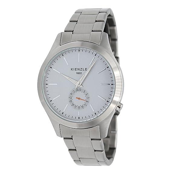 Kienzle 1822 Hombre Reloj de pulsera Radio modelo dw00100