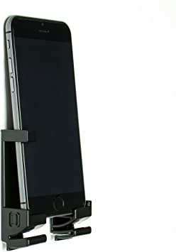 Dockem: Damage-Free Smartphone and Tablet Wall Mount (iPhone, iPad, Droid Razr, Android phones, Samsung Galaxy phones, HTC Flyer, Motorola Xoom, Samsung Galaxy Tab, Playbook, HP Touchpad, NATPC, A1CS, Acer Iconia): Amazon.es: Electrónica