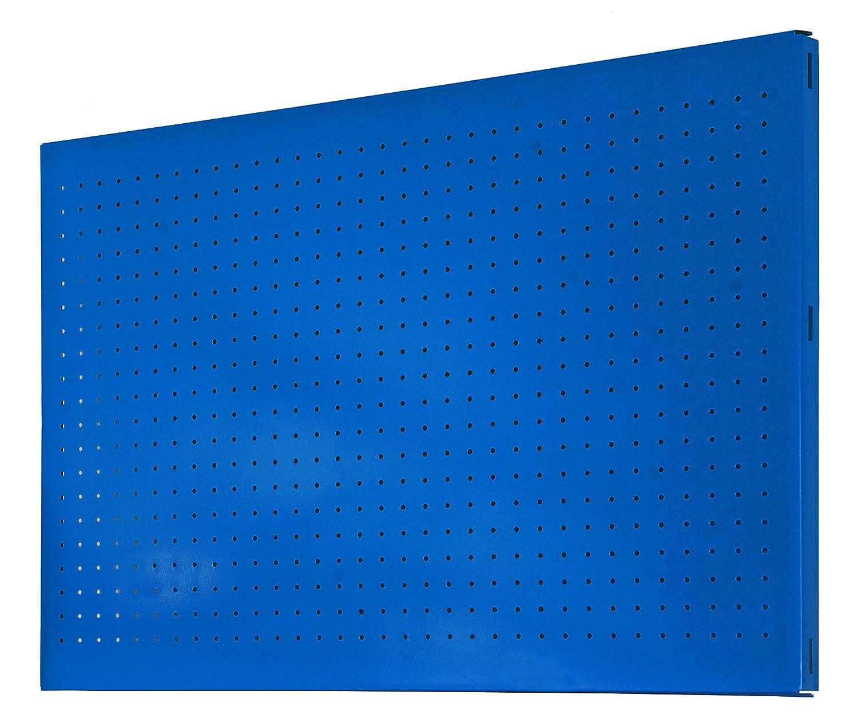 SimonRack 40239006008 - Bandeja perforada de 900 x 600 mm, color azul 8435104919293