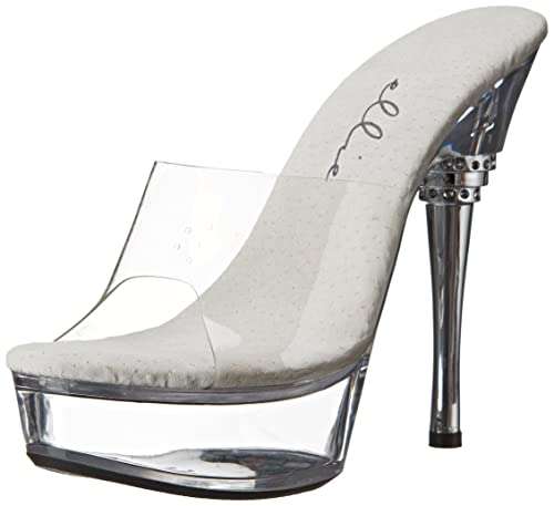 fbbb8a8e00ea8 Ellie Shoes Women's 678 Vanity Platform Sandal