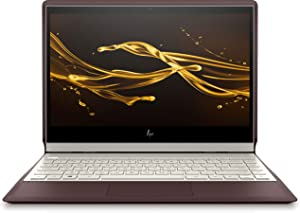 """HP Spectre Folio Leather - 13.3"""" Touch - i7-8500Y - 16GB - 512GB SSD - Bordeaux Burgundy"""
