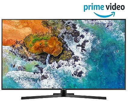 Samsung 125 cm (50 Inches) Series 7 4K UHD LED Smart TV UA50NU7470 (Black)  (2018 model)