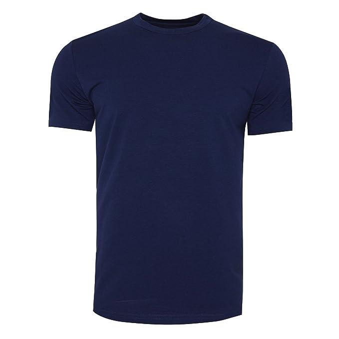 STÓR Camisetas de Bambú [Pack de 2] - Camiseta para Hombre - Tela de Bambú Antibacterial y Algodón Orgánico: Amazon.es: Ropa y accesorios