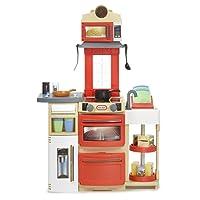 Little Tikes Cook n' Store Kitchen - RedKitchen