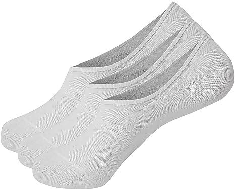 430847d2a741 Traveler Socken aus Baumwolle Fein 100% für Damen - 3 Paar (No.1-31 (No  Show Socken für Damen – Weiß – 6 Paar))  Amazon.de  Bekleidung