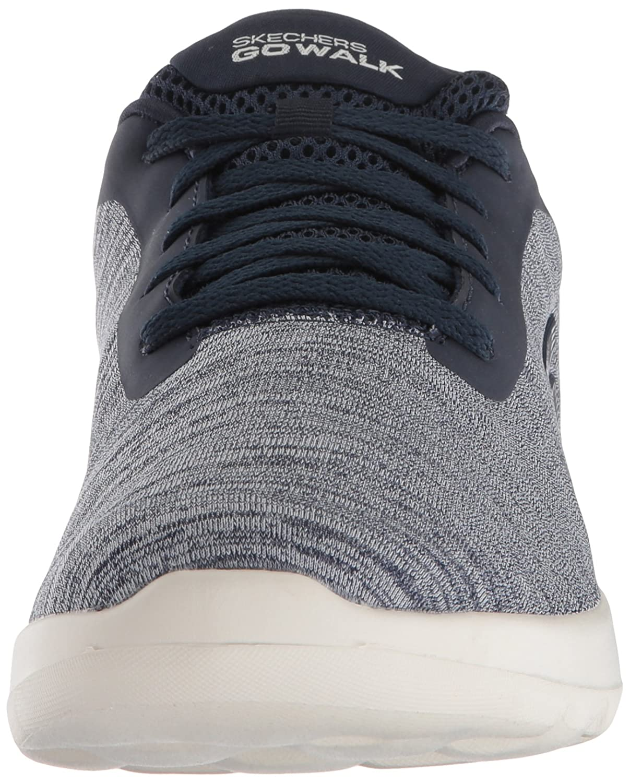 Skechers Women's Go Walk Joy-15633 Sneaker B078H7ZNB8 11 B(M) US|Navy/White